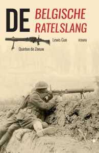 29 Belgische Ratelslang - Lewisgun